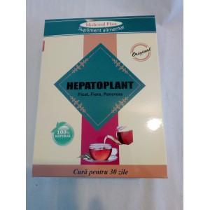 Ceai pentru afecţiuni hepato-biliare Ficat, Fiere, Pancreas (270g)