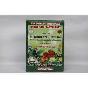 Ceai pentru Hemoroizi externi (270g)