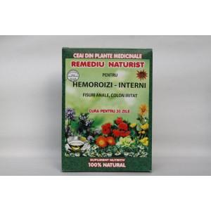 Ceai pentru Hemoroizi interni (270g)